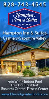 Hampton Inn Cashiers Sapphire Valley